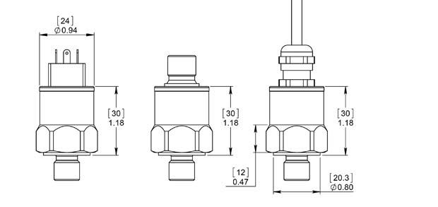 T200 - Compact Pressure Transducer